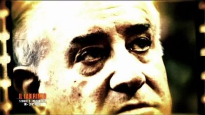Marcello Dell'Utri come Bruno Contrada