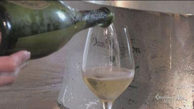 Lo champagne Don Perignon