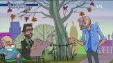 "I Cartoons: ""Spallata spallettiana"""