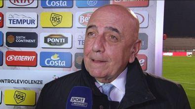 """Galliani: """"Ibra mi ha chiamato"""""""