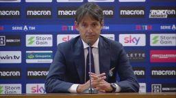 """Lazio, Inzaghi: """"Siamo stati puniti dagli episodi"""""""