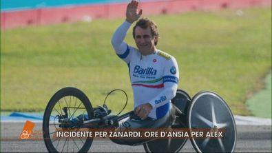 L'incidente ad Alex Zanardi