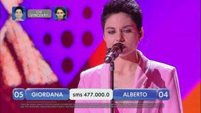 Alberto vs Giordana - La finalissima - XIV esibizione