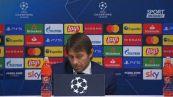 """Inter, Conte: """"Non penso sia mancato il furore"""""""