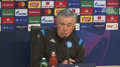 """Ancelotti: """"Ho parlato con AdL, con il Genk grande opportunità"""""""