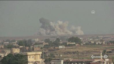 Raid in Siria, la Turchia attacca