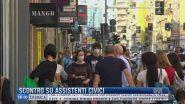 Breaking News delle 18.00 | Scontro su assistenti civici