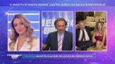 Il marito di Maria Monsé contro Amedeo Goria: ''Ha baciato mia moglie''