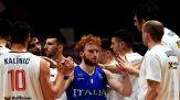 """Nico Mannion: il """"rosso"""" futuro del basket italiano"""