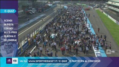 E-Quiz, il concorso di Sportmediaset sulla Formula E