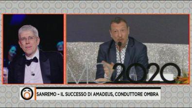 Sanremo - il successo di Amadeus