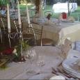 villa keposristorante pizzeria agrigento veranda in giardino