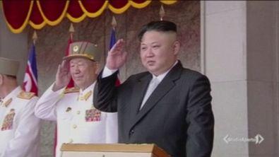…E Kim schiera i missili
