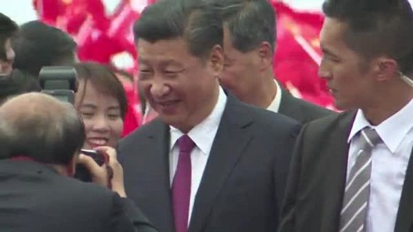 Il Presidente cinese Xi Jinping a Hong Kong: luogo del mio cuore
