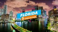 5 Cose da fare in: Florida