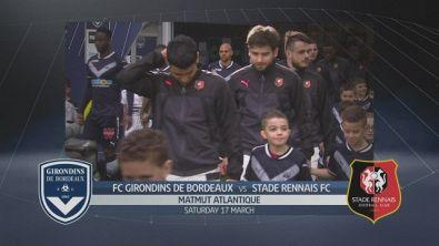 FC Girondins De Bordeaux-Stade Rennais FC 0-2