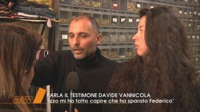 Omicidio Vannini: parla il testimone Davide Vannicola