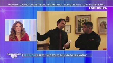 """Roberto Ferrari: """"A casa mia abita il fantasma di una bambina"""""""