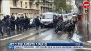 Breaking News delle 17.00 | Accoltellamento a Parigi