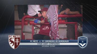 FC Metz-FC Girondins De Bordeaux 0-4