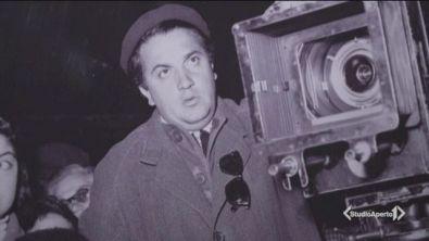 Il grande omaggio a Fellini
