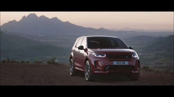 Il nuovo Land Rover Discovery Sport