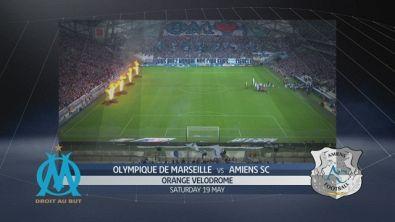 Olympique De Marseille-Amiens SC 2-1