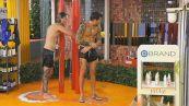 Una doccia rigenerante post allenamento