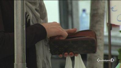 Che fai se trovi un portafoglio?