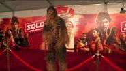 "Premiere mondiale a Los Angeles per ""Solo: A Star Wars Story"""