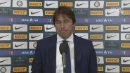 """Conte: """"Complimenti alla squadra ma serve equilibrio"""""""
