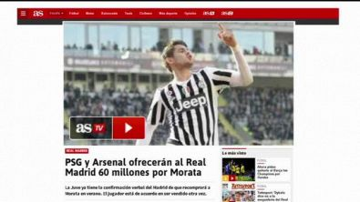 L'Arsenal chiama Morata