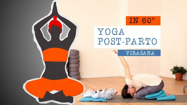 Yoga post parto: lezione 10