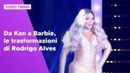 Da Ken a Barbie, le trasformazioni di Rodrigo Alves