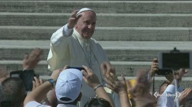 """Papa Francesco """"benedice"""" la Tav"""