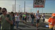 L'Europa tra proteste e timori seconda ondata