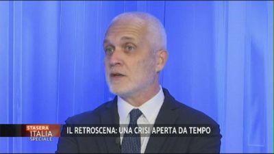 Francesco Verderami sulla crisi di Governo
