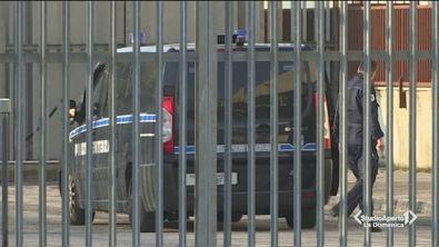 Rivolta nel carcere di Trento