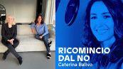Caterina Balivo incontra Giovanna Botteri