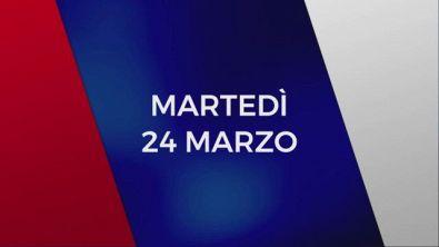Stasera in Tv sulle reti Mediaset, 24 marzo