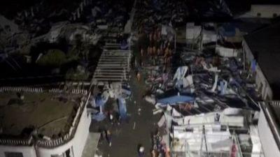 Cina, due tornado fanno 10 morti, centinaia di feriti e danni