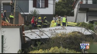 Incidente in Portogallo, strage di turisti