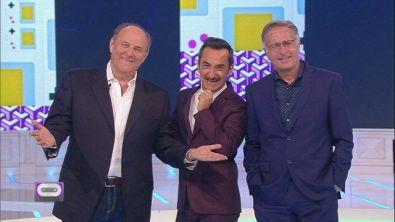 Gerry Scotti e Paolo Bonolis