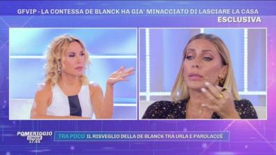 Karina Cascella: ''Patrizia De Blanck un pessimo esempio al GFvip!''