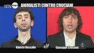 Valerio Vassallo vs Giuseppe Cruciani