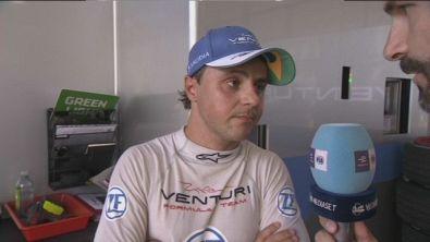 Massa spiega l'incidente con Vergne