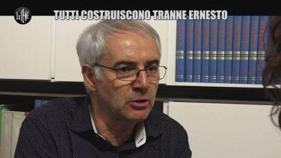 REI: Tutti costruiscono tranne Ernesto