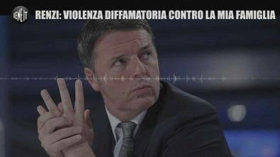 """Renzi contro la fake news sui figli: """"Violenza diffamatoria"""""""