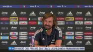 Juve: Pirlo, nessun dubbio per l'esordio