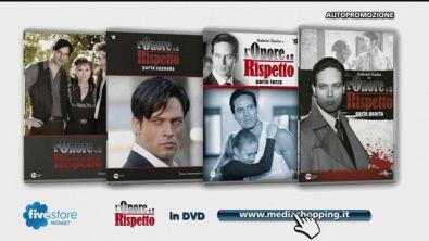 L'onore e il rispetto ultimo capitolo, i DVD